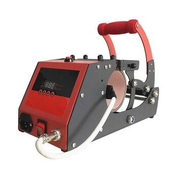 11oz Manual Cup Printing Photo Heat Transfer Baking Cup Machine Sublimation Mug Press Machine Easily Replaceable Mugs Printing недорого