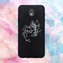Fashion Zodiacal Pattern Soft TPU 5.0For Samsung Galaxy J3 2017 Case For Samsung Galaxy J3 2017 J330 Phone Case Cover аксессуар защитное стекло samsung sm j330 galaxy j3 2017 aksberry