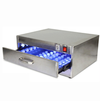 UV Glue Curing Box Stainless steel UV Glue Oven Ultraviolet Curing Light Box 365nm 800W Y