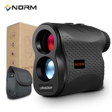 Rangefinder Laser-Distance-Meter Hunting-Survey 1500M Golf-Sport NORM 600M for 900M