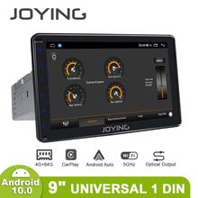 Autoradio Android 1 din Radio With Screen 9 inch Android 10 Central Multimedia Audio System GPS TV Digital  Wireless Carplay 4G