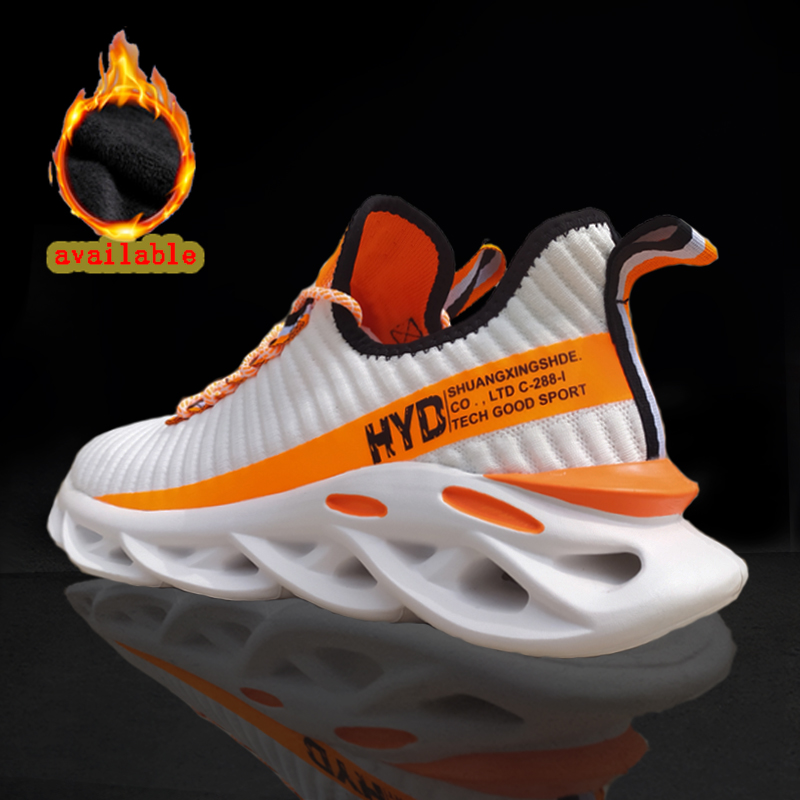 Fashion Men Womens Light Breathable Running Sports Casual Athletic Sneakers Shoe