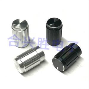 10*16 мм алюминиевая черная серебряная аудиорация, ручка для рации, ось D/цветок, ось потенциометра, кодирующая шапка