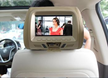 Universal 7 inch LCD Screen Car MP5 Player Headrest Monitor Digital Screen Support USB/SD/FM