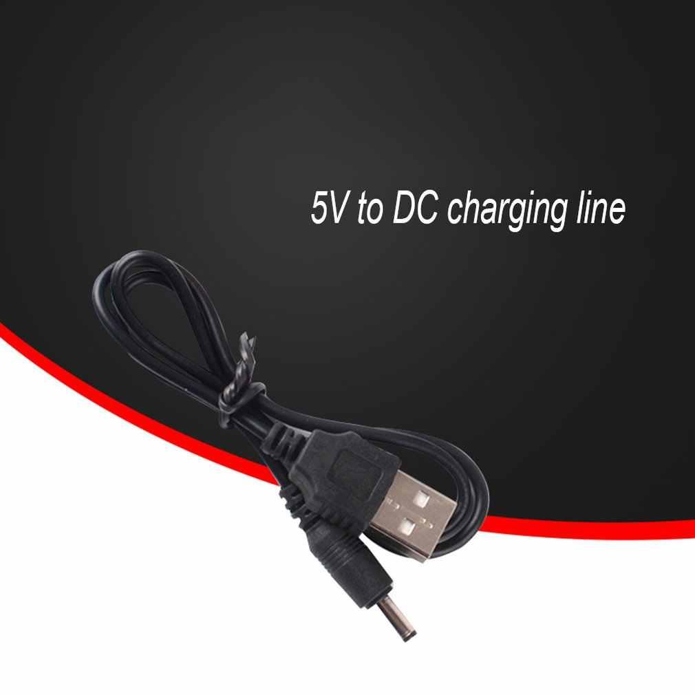 3.5 ミリメートル USB Oplaadkabel Naar DC 電源プラグ Zaklamp Speciale コネクタ Oplaadkabel キャンプ Koplamp Zaklamp