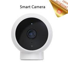 Xiaomi Mi akıllı kamera standart 1080P FHD açık WIFI Webcam AI algılama IR gece görüş bebek güvenlik monitör mijia APP