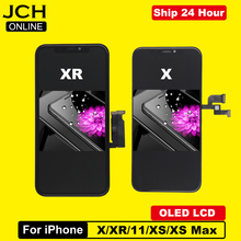 Grade AAA+++ LCD Display for iPhone X OLED Touch Screen Digitizer Assembly LCD for iPhone XR XS 11 XS Max TFT Screen Replacement