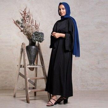 Abaya Dubai Turkey Muslim Fashion Hijab Dress Kaftan Islam Clothing African Maxi Dresses For Women