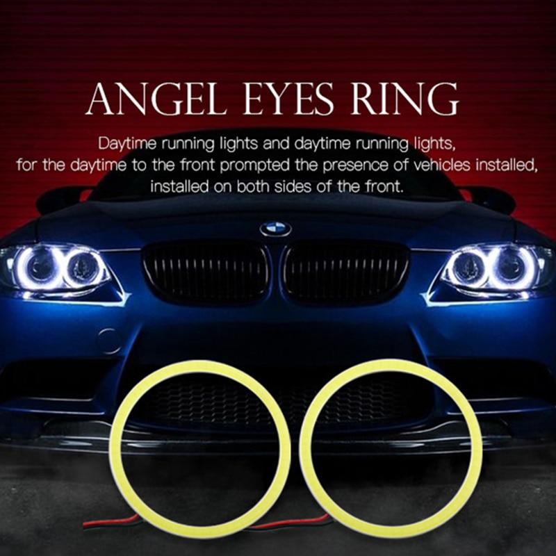 Angel Eyes Led Car Halo Ring Lights