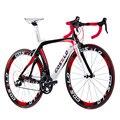 מכירה לוהטת! מלא פחמן costelo לוקה כביש אופניים פחמן אופני DIY אופני כביש מלאים completo bicicletta bicicleta completa|bicicleta completa|costelo luccacomplete bicycle -