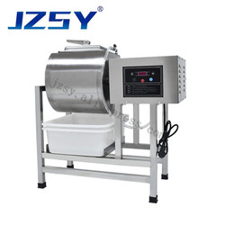 40L JZSY Commercial Electric Vacuum Meat Salting Machine/hamburger pickling vegetables curing machine/bloating marinated machine