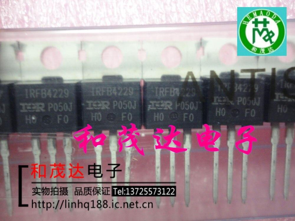 1 шт. новый оригинальный IRFB4227 IRFB4227PBF TO-220 200V65A в наличии
