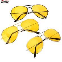 Driving Glasses Night-Vision Goggles Auto-Accessories Copper-Alloy Polarized Anti-Glare