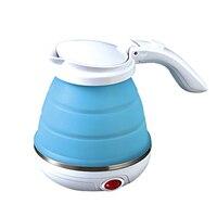 Tragbare Elektrische Faltbare Wasserkocher Reise Silikon Folding Wasserkocher Camping Mini Wasser Kessel Tee-in Sportflaschen aus Sport und Unterhaltung bei