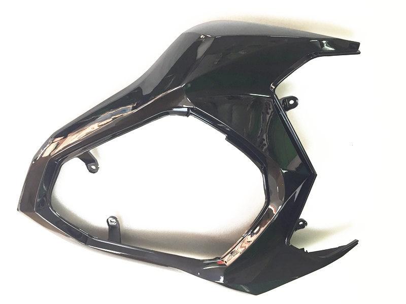 Fairing Rear Tail Fittings Bright Black ABS Fit For Kawasaki Z800 2013 2014 2015 2016year