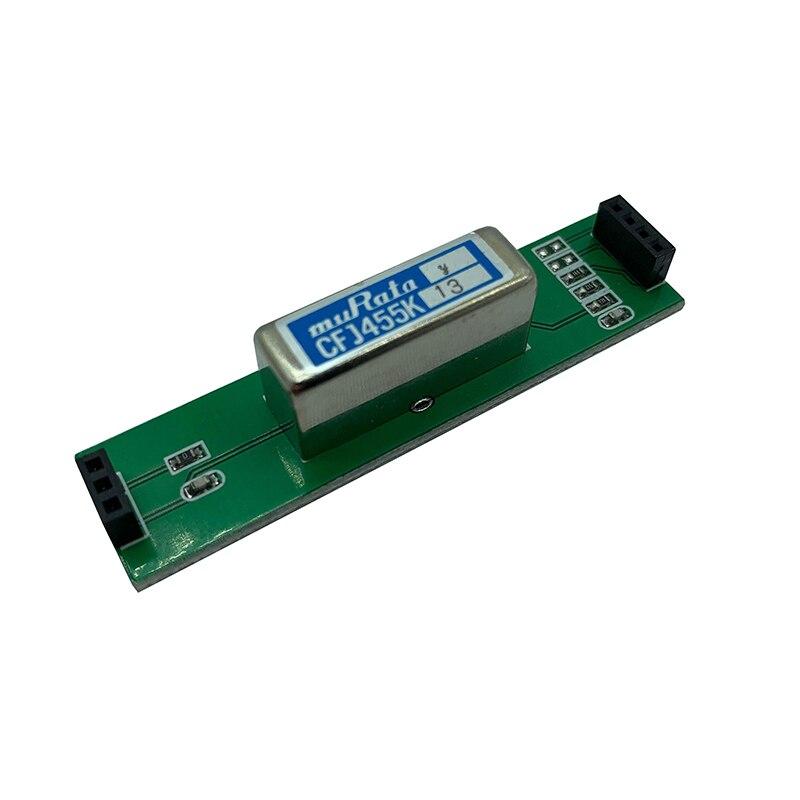 CW /SSB 2.7K Narrowband Filter Compatible With YF-122S Module For YAESU FT-817/857/897 MURATA CFJ455K13