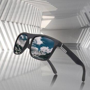 Luxury Outdoor Fashion Polarized Sunglasses - UV400 1