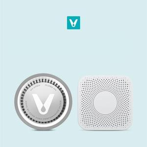 Image 3 - Youpin Viomi VF 2CB Vuông Trắng Bếp Tủ Lạnh Máy Lọc Không Khí Gia Đình Ozone Diệt Khuẩn DEODOR Thiết Bị Hương Vị Lõi Lọc