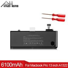 PINZHENG Laptop Battery For Apple MacBook Pro 13'' A1322 A1278 Mid 2019 2010 2011 2012 MB990 MB991 MC700 MC374 MD313 MD101 MD314 63 5wh 10 95v a1322 a1278 battery for apple a1322 apple macbook pro 13 2009 2010 2011 mb991ll a mb990ll a mb990j a mc700 mc724