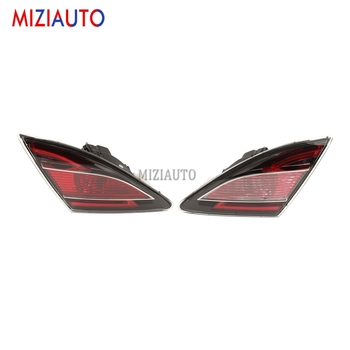 LED Rear Tail Light Inner side For Mazda 6 atenza sedan 2007-2012 Tail Stop Brake Lights Car Accessories Rear turn signal Lamp car styling tail lamp for toyota fj cruiser 2007 2014 taillights tail lights led rear lamp led drl brake park signal stop lamp