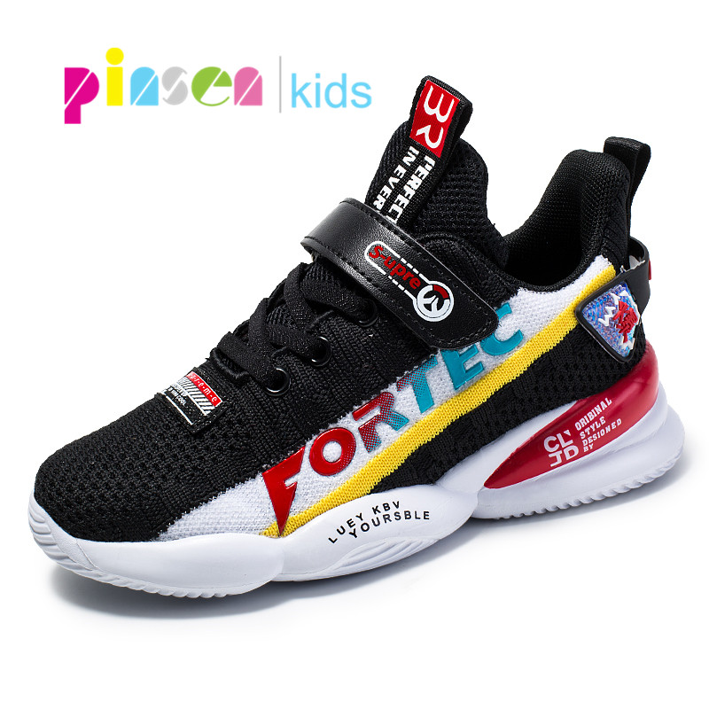 2020 Shoes Boys Sneakers Kids Fashion Spring Casual Children Shoes For Boy Sport Running Child Shoes Chaussure Enfant