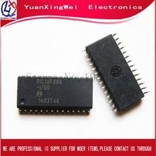 จัดส่งฟรี IC PIC16F886 I/SO PIC16F886 16F886 SOP28 100 ชิ้น/ล็อต