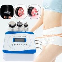 40K kawitacja odchudzanie RF maszyna kosmetyczna utrata masy ciała twarz Spa Salon ujemne ciśnienie kształtowanie Instrument Fat Burner