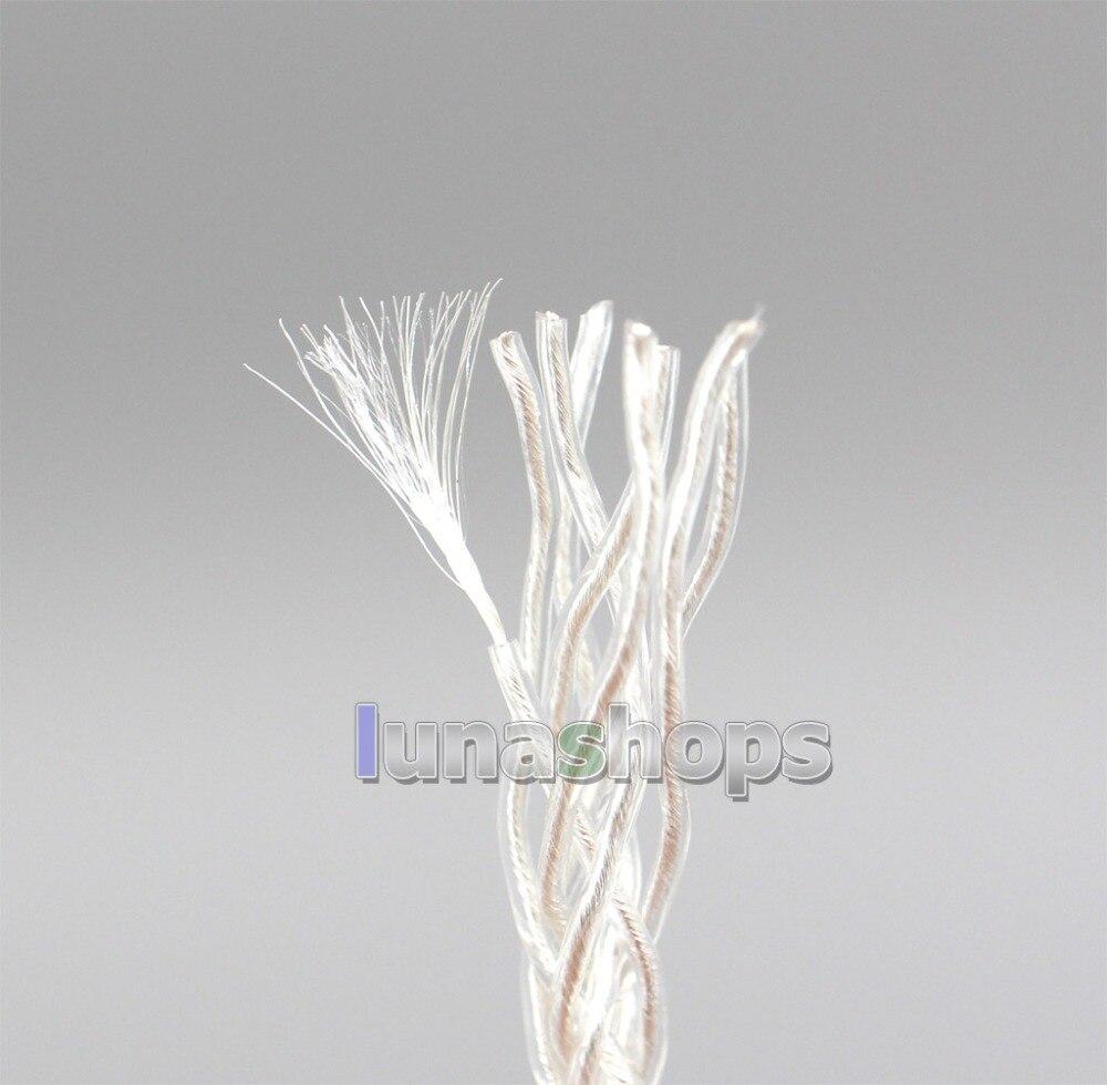 Ln006534 8 núcleo banhado a prata cabo