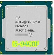 Процессор Intel Core i5-9400F i5 9400F 2,9 ГГц шестиядерный шестипоточный процессор 65 Вт 9M процессор LGA 1151