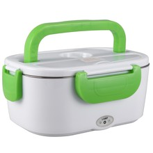Electric Lunch Box Insulation Self-Heating Function Food Heater Home Office Carrying(China)