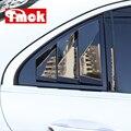 Для Mercedes Benz A Class W176 W177 хэтчбек CLA C Class W117 C117 W205 Автомобильная задняя дверь жалюзи отделка окна наклейки аксессуары