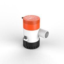SEAFLO Water Pump 12V 24V 1100GPH Mini Bilge Electric Pump