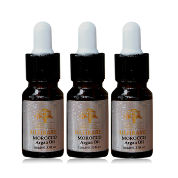 Moroccan argan oil 3*pcs 10ml for hair care and protects damaged hair for moisture hair 100ml hair salon products arganmidas 10ml argan oil preferential suit 5pcs professional great moroccan nut moisturizing damaged hair treatment products