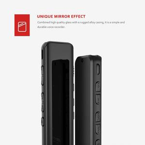 Image 2 - Vandlion דיגיטלי הופעל קול מקליט Hotkey קול אודיו הקלטה כפול מיקרופונים רעש הפחתת מנעול 3D קצה מסך