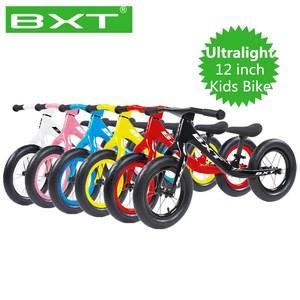 BXT 12-дюймовая рамка из углеродного волокна, детский велосипед из углеродного волокна, детский равновесие, велосипед для детей из углеродног...