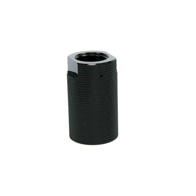 PCP Airforce Condor To Paintball Tank Adapter Converter Black M18 G1/2 Female