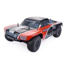 LeadingStar ZD Racing Thunder SC-10 1/10 2.4G 4WD 55Km/h RC Car Electric Electricless Brushless Short Course Vehicle RTR
