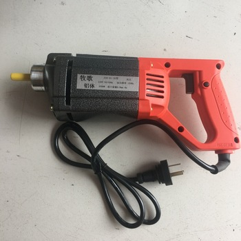 Electrical Concrete Vibrator 1000W Handheld with Power Tool ZX35-1 for Industrial Building