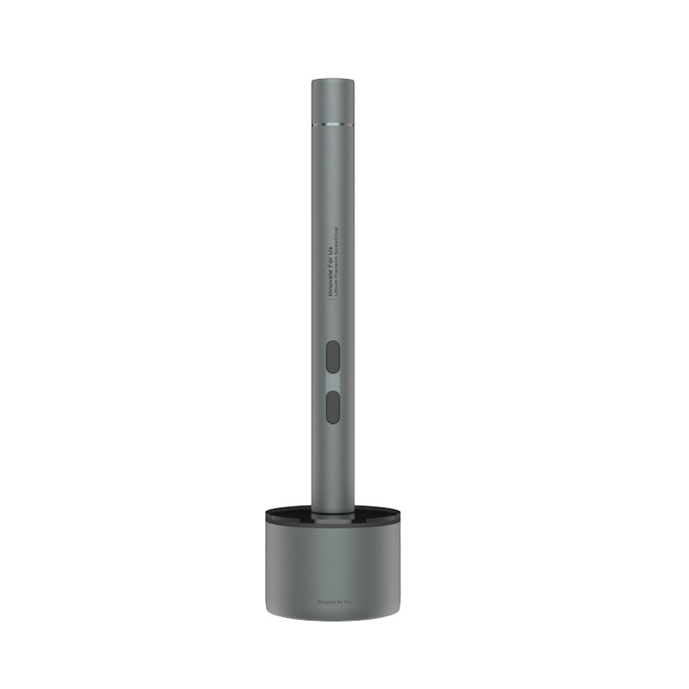 Ha304676abd59417b9934370fe7b48677a - Electric Screwdriver  3-speed Screwdrivers Pen 24pcs Precision Bits Set Cordless Magnetic Screw Driver Phone Device Repair