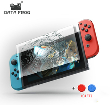 Data Frog Premium Tempered Glass Screen Protector For Nintendo Switch NS Nintend Lite Accessories