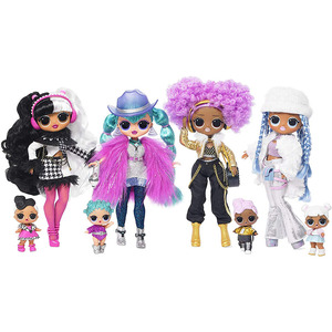 New Original LOL Surprise Doll L.O.L. Marvels At OMG Collection Winter Disco Doll Toy Gift()