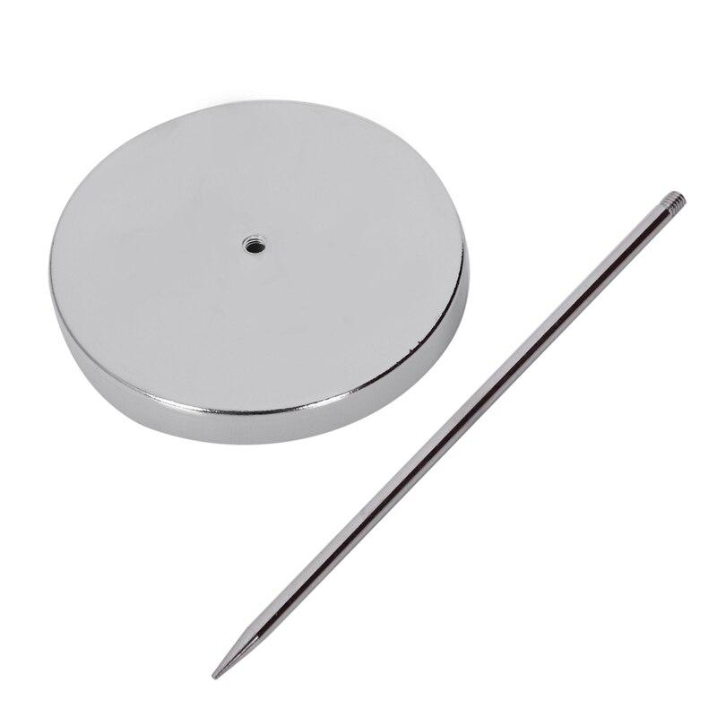 SODIAL(R) Safe Memo Holder Spike Stick For Bill Receipt Note Paper Order Office Desk