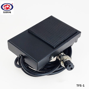 TIG Welding Foot Pedal Remote Current Controller Air Socket 3m Wire For cold TIG Pulse AC DC Inverter Welding Machine(China)