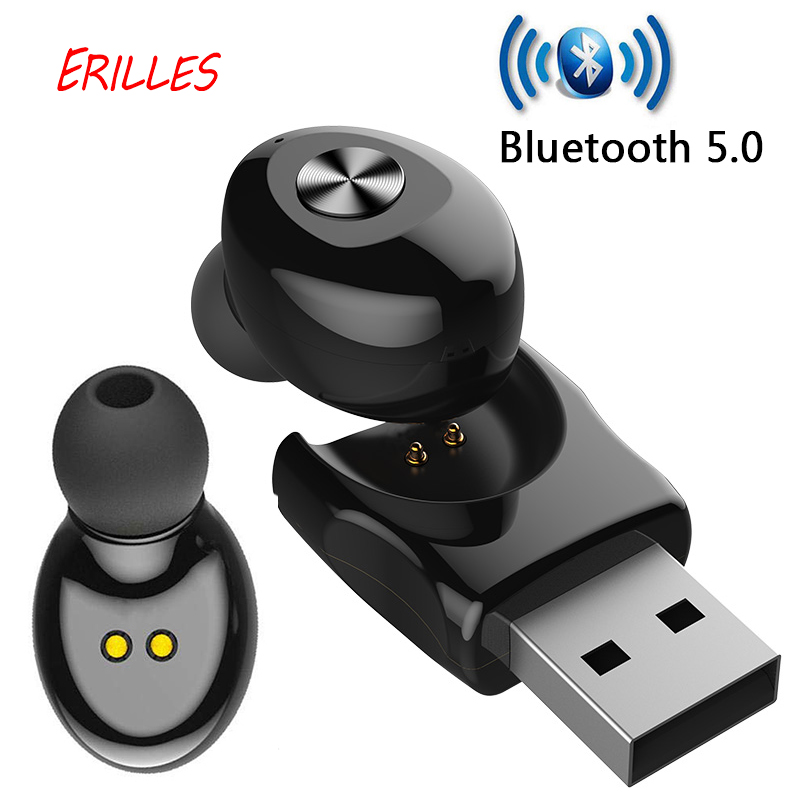 TWS Bluetooth 5.0 XG12 Earphone Stereo Wireless Airdots HIFI Sound Sport Earphones Handsfree Bluetooth Earphone Usb Headset