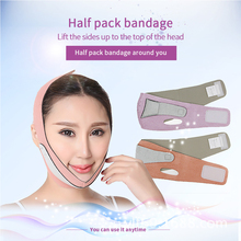 VIP Double Chin Face Bandage Slim Lift Up Anti Wrinkle Mask Strap Band V Face Line Belt Wom