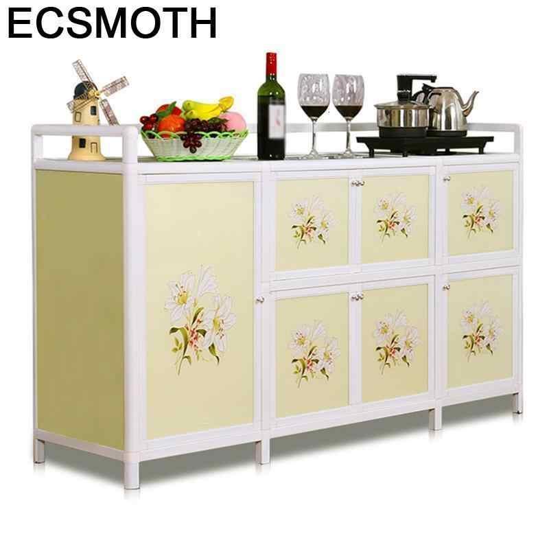 Para Cajones конец консоли столы Aparadores алюминиевый сплав кухонная мебель шкаф Mueble Cocina