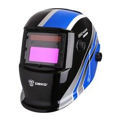 DEKO WM260 Welding mask electric Welding mask helmet welder for welding machine