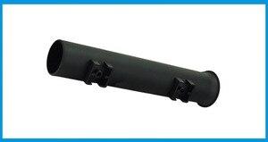 Image 5 - 4X ABS Schwarz Kunststoff Angelrute Pole Halter Tragbare Angelrute Spinning Zubehör Durable Rohr Halterung Buchse Rack