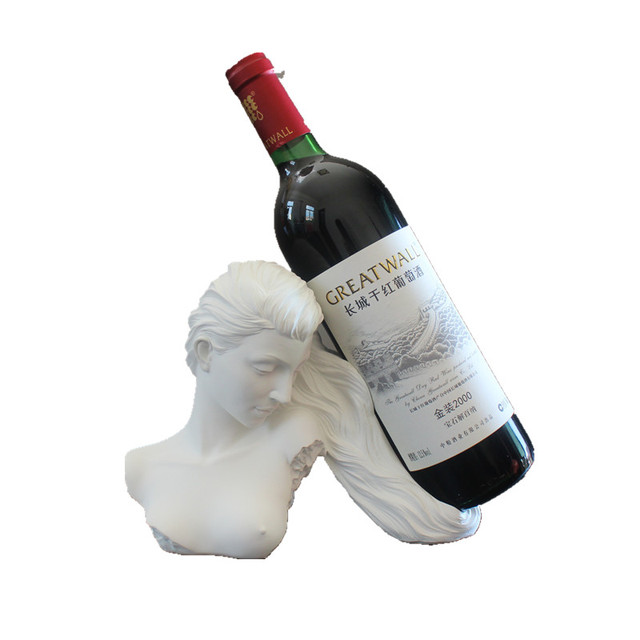 Magical Chain Or Rope Wine Bottle Holder 5