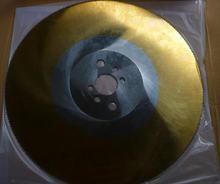 10 дюймовый высокоскоростной стальной диск круглопильного станка